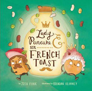 Josh Funk Lady Pancake