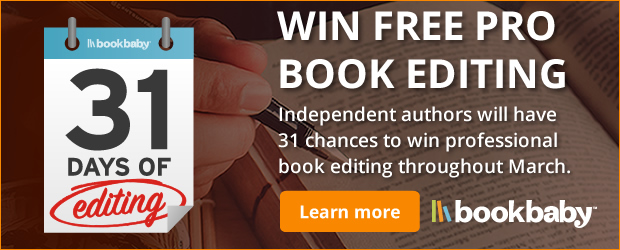 Win Free Professional Book Editing