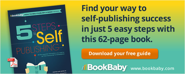 Find your way to self-publishing success in just 5 easy steps with this 62-page book. Yours absolutely free.