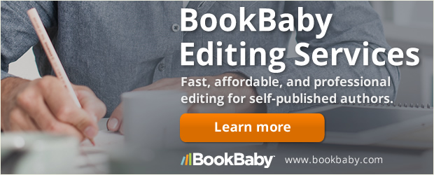 BookBaby Editing Services