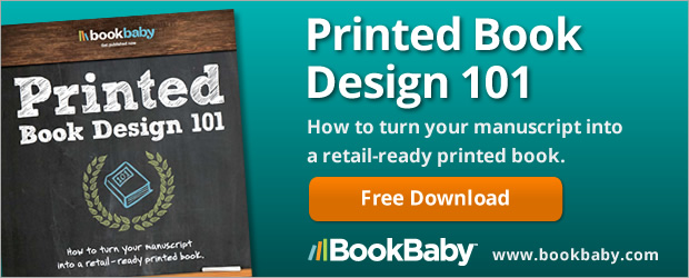 Printed Book Design 101