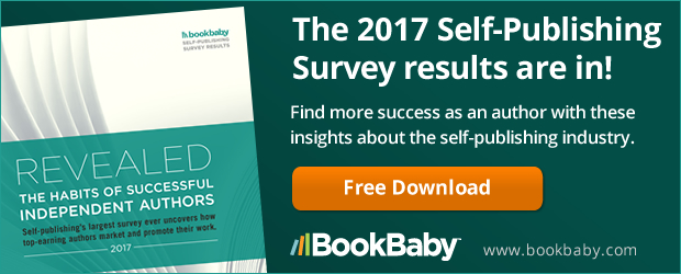 BookBaby 2017 Survey Results
