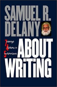books on writing delany
