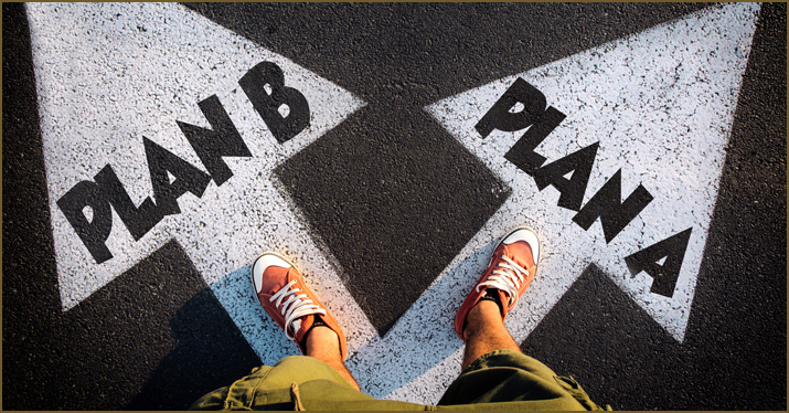 Self-Publishing Is Not A Back-up Publishing Plan