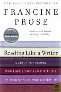 books on writing prose