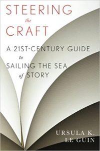 books on writing Le Guin