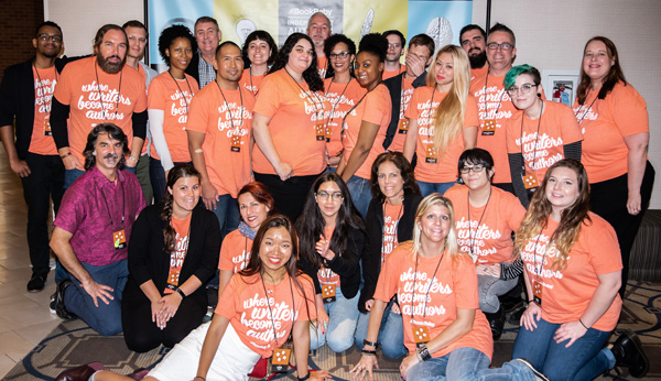 Independent Authors Conference staff