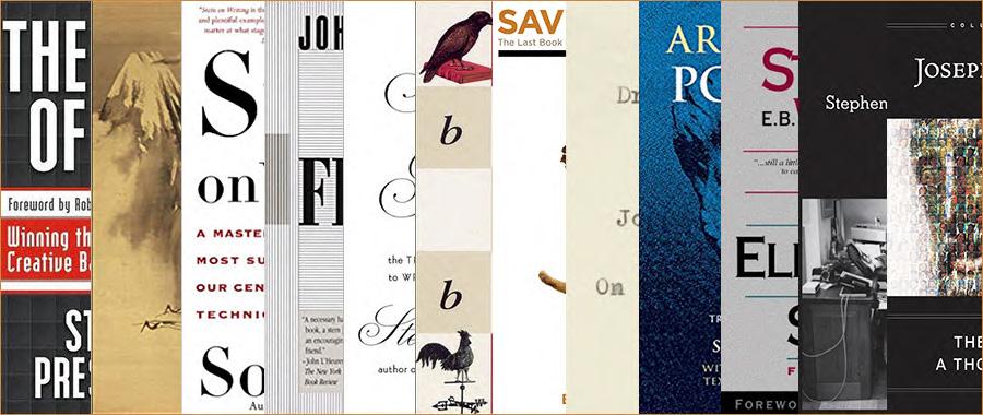 books on writing