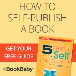 Find your way to self-publishing success in just 5 easy steps. Get yours free.