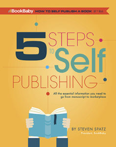 writing a book 5 Steps