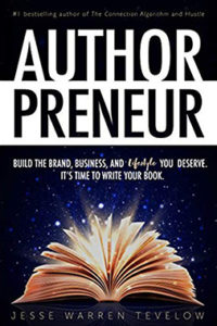 writing a book Authorpreneur