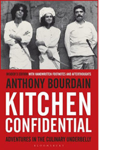 Kitchen Confidential authours who died in 2018